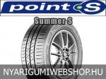 POINT-S Summer S 155/80R13 - nyárigumi - adatlap