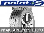 POINT-S Summer Van S 205/65R16 - nyárigumi - adatlap