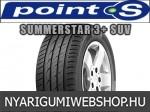 POINT-S SUMMERSTAR 3+ SUV 215/65R16 - nyárigumi - adatlap
