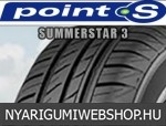 Point-s - Summerstar 3 Van nyárigumik