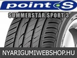 Point-s - Summerstar Sport 3 nyárigumik
