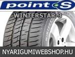 POINT-S Winterstar 3 205/55R16 - téligumi - adatlap