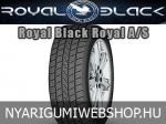 Royal black - ROYAL A/S négyévszakos gumik