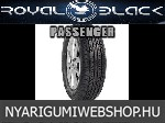 ROYAL BLACK Royal Passenger 185/65R15 - nyárigumi - adatlap