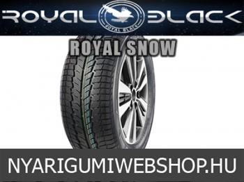 ROYAL BLACK - Royal Snow - téligumi