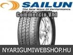 SAILUN Commercio VX1 195/75R16 - nyárigumi - adatlap