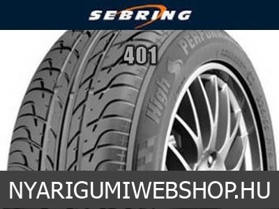 SEBRING - FORMULA SPORTY+401 - nyárigumi - 205/40R17 - 84W - SZGK.