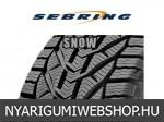 SEBRING SNOW 215/60R16 - téligumi - adatlap