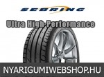 SEBRING ULTRA HIGH PERFORMANCE 225/45R18 - nyárigumi - adatlap