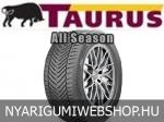 Taurus - ALL SEASON négyévszakos gumik