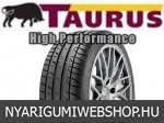 TAURUS HIGH PERFORMANCE 175/55R15 - nyárigumi - adatlap