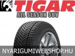 Tigar - ALL SEASON SUV négyévszakos gumik