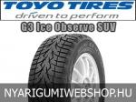 Toyo - G3 Ice Observe SUV téligumik