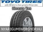 Toyo - Observe Van téligumik