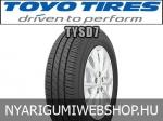 TOYO TYSD7 215/60R16 - nyárigumi - adatlap