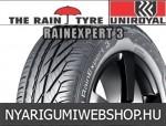 UNIROYAL RainExpert 3 165/70R14 - nyárigumi - adatlap
