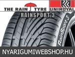UNIROYAL RainSport 3 235/55R17 - nyárigumi - adatlap
