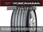 Yokohama - ADVAN Sport V105G nyárigumik