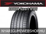 Yokohama - ADVAN Sport V107 nyárigumik