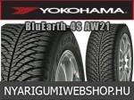 Yokohama - BluEarth-4S AW21 négyévszakos gumik