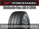 Yokohama - BluEarth-Van All Season RY61 négyévszakos gumik