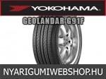 Yokohama - GEOLANDAR G91F nyárigumik