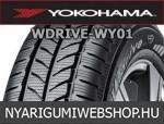 YOKOHAMA W.Drive WY01 185R14 - téligumi - adatlap